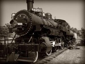 Thomas a gőzmozdony vonatpálya