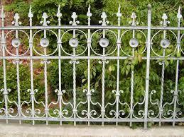 A kerítés, mint dekorációs elem