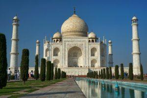 Taj Mahal kirakós